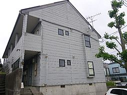 コーポ穂高[102号室]の外観