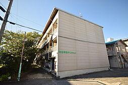 内田学生マンション[2階]の外観