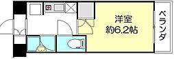 オガワ第3ビル[9階]の間取り