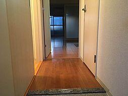 エスポルテ福島の玄関棚あります