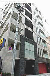 東京都中央区日本橋蛎殻町の賃貸マンションの外観