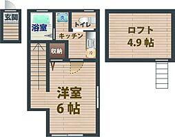東中野駅 7.5万円