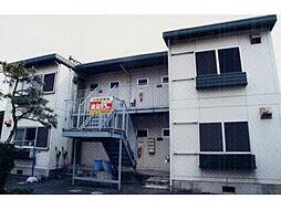 上野ハイツI[2階]の外観