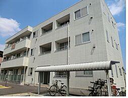 神奈川県藤沢市円行の賃貸マンションの外観