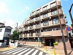 東京都目黒区南2丁目の賃貸マンションの外観