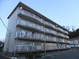 静岡県富士市国久保1丁目の賃貸マンションの外観