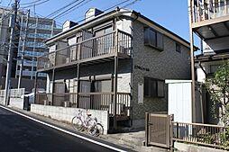 東京都世田谷区南烏山6丁目の賃貸アパートの外観
