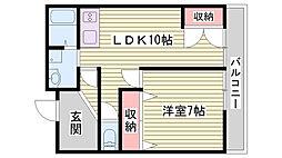 舞子駅 4.1万円