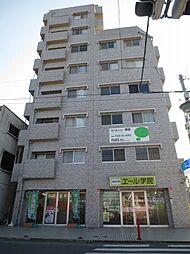 埼玉県深谷市深谷町の賃貸マンションの外観