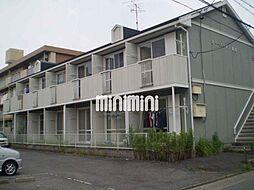 スペースタウン鶴田[1階]の外観