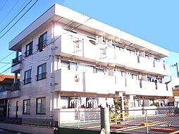 ドミールN[3階]の外観