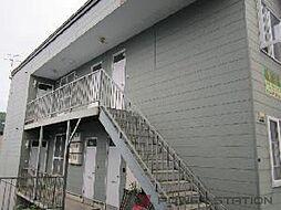 ペットアンドハウス[2階]の外観