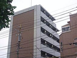 神奈川県横浜市鶴見区下末吉2丁目の賃貸マンションの外観
