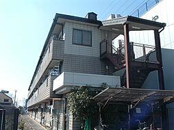 ステーブルコバ[1階]の外観