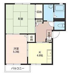 下山口駅 4.6万円