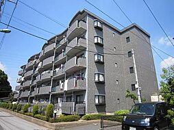 埼玉県川口市北原台3丁目の賃貸マンションの外観