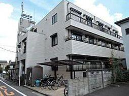 東京都練馬区石神井町2丁目の賃貸マンションの外観