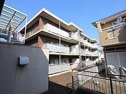 コーポラスMASUDA A棟[3階]の外観