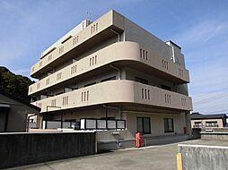 竹山ビル[303号室]の外観
