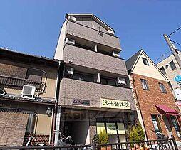京都府京都市北区小山南上総町の賃貸マンションの外観