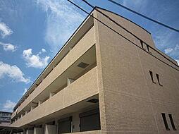 阪急神戸線 岡本駅 3階建[107号室]の外観
