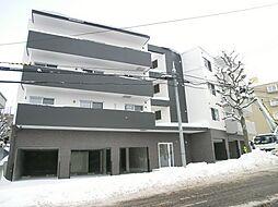シェルム西岡[3階]の外観