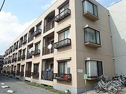 埼玉県新座市大和田4丁目の賃貸マンションの外観
