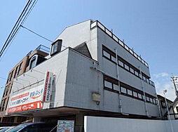 神奈川県相模原市南区鵜野森1丁目の賃貸アパートの外観