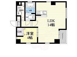 高畑駅 7.9万円