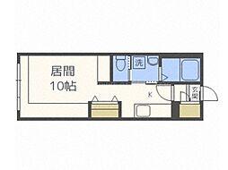 西線11条駅 4.3万円