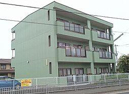 兵庫県姫路市飾西の賃貸マンションの外観