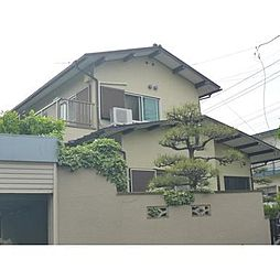 [一戸建] 神奈川県海老名市国分寺台2丁目 の賃貸【/】の外観