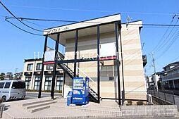 埼玉県三郷市三郷3の賃貸アパートの外観