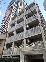 東京都中央区佃2丁目の賃貸マンションの外観