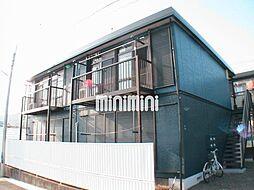 メントモア A・B・C[2階]の外観