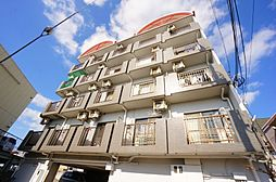 兵庫県伊丹市松ケ丘1丁目の賃貸マンションの外観