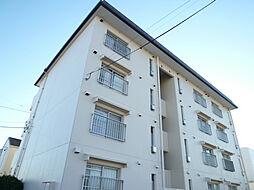 静岡県浜松市中区領家1丁目の賃貸マンションの外観