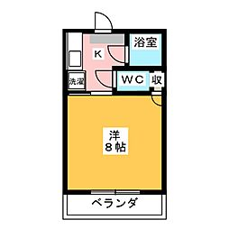 【敷金礼金0円!】ハイツ畑中