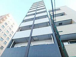 東京都北区東十条4丁目の賃貸マンションの外観