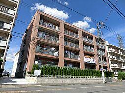 愛知県稲沢市長野1丁目の賃貸マンションの外観