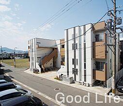 コンフォート ベネフィス 賀茂I[2階]の外観