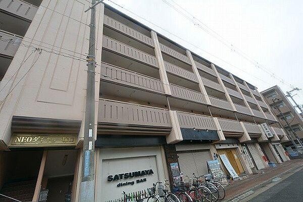ネオダイキョー塚口 3階の賃貸【兵庫県 / 尼崎市】
