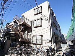 MKC西新井橋ハイツ[204号室]の外観