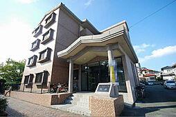 福岡県春日市大谷3丁目の賃貸マンションの外観
