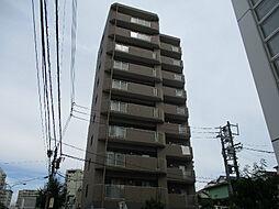 愛知県名古屋市千種区姫池通3丁目の賃貸マンションの外観