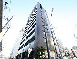 愛知県名古屋市東区矢田1丁目の賃貸マンションの外観