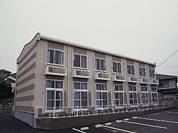 神奈川県川崎市麻生区細山1丁目の賃貸アパートの外観