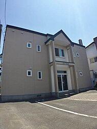 北海道札幌市手稲区前田八条17丁目の賃貸アパートの外観