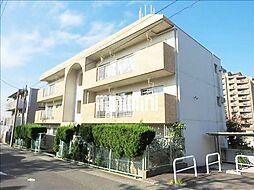赤坂コーポ南棟[1階]の外観