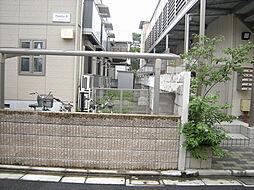 palette B[2階]の外観